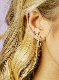 Butterflies & Diamonds Earring Set Detail 2 - Altar'd State