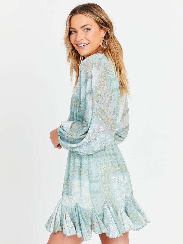Olivia Dress Detail 2 - Altar'd State