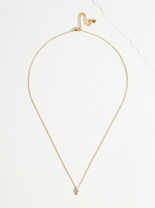 The Demi Fine - Alice Charm Necklace - Altar'd State