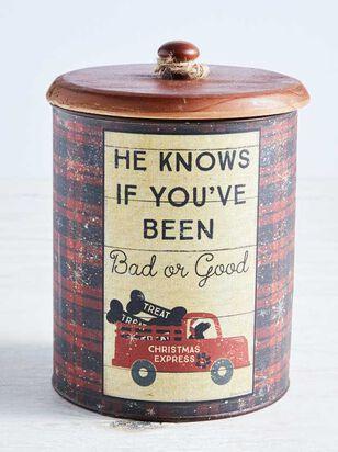 Good or Bad Treat Jar - Altar'd State