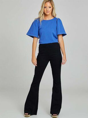 Jackie Flare Pants - Altar'd State