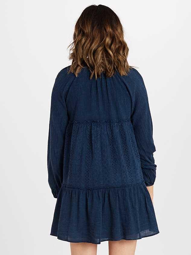 Janelle Dress Detail 3 - Altar'd State