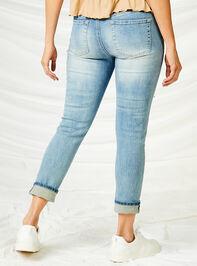 Loosen Up Jeans Detail 5 - Altar'd State