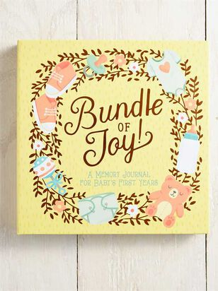 Tullabee Bundle of Joy Baby Journal - Altar'd State