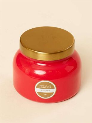 Coral Jar Candle - Volcano Scent - Altar'd State