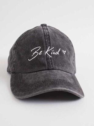 Be Kind Script Baseball Hat - Altar'd State