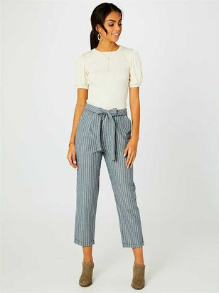 Whitley Cropped Pants - Altar'd State