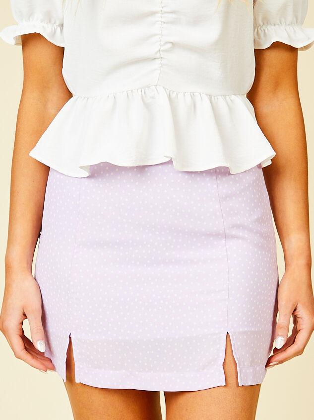 Martha Mini Skirt - Altar'd State