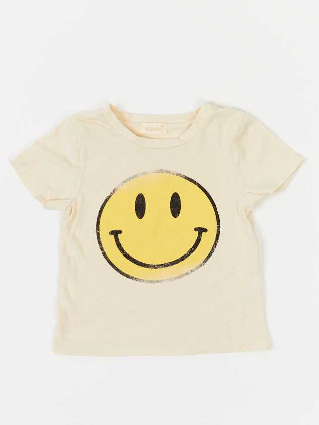Tullabee Smiley Tee - Altar'd State