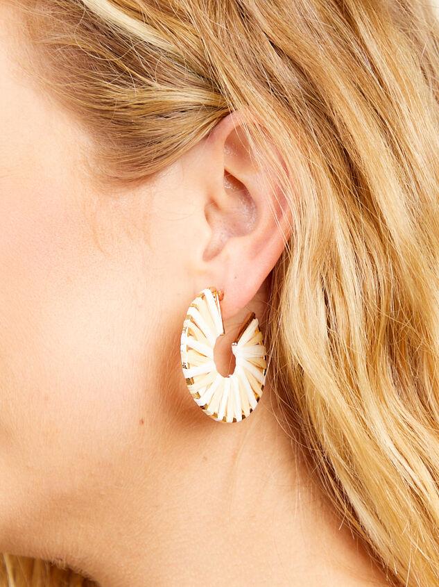 Cabo Earrings Detail 2 - Altar'd State