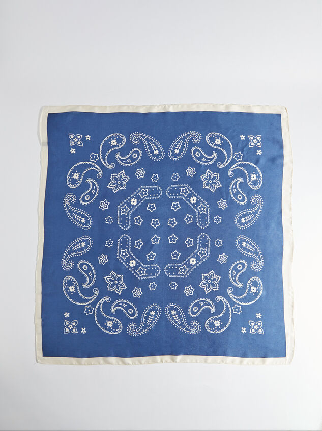 Bailey Paisley Headscarf Detail 2 - Altar'd State
