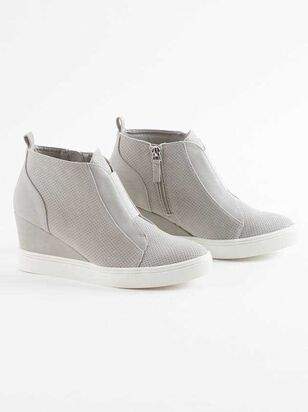 Laverne Wedge Sneakers - Altar'd State