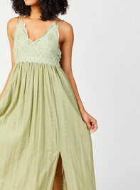 Aurora Maxi Dress Detail 4 - Altar'd State