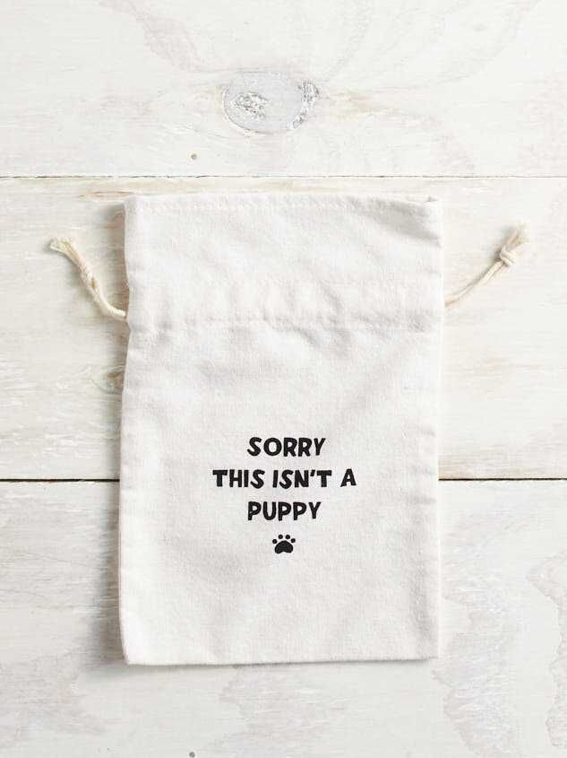 Isn't a Puppy Gift Bag - Altar'd State