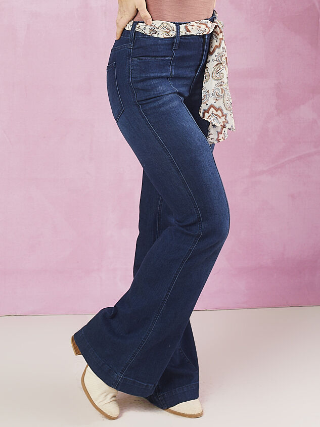 Maysen Flare Jeans - Altar'd State