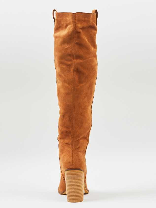 Saint Knee High Boots Detail 4 - Altar'd State