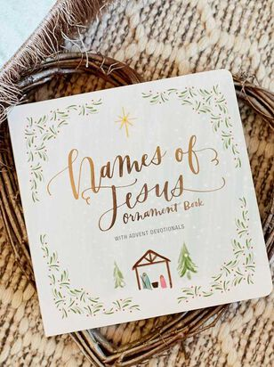 Names of Jesus Ornament Book - Altar'd State