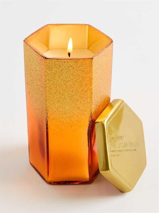 Pumpkin Dulce Hexagon Jar Candle - 17 oz - Altar'd State