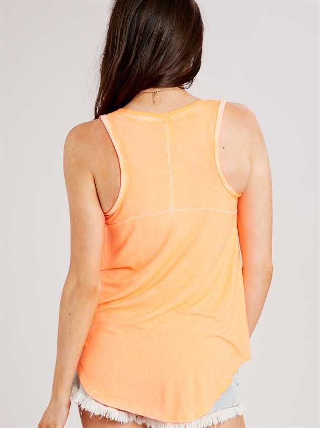 Favorite Fit Tank - Neon Detail 3 - Altar'd State