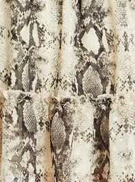 Snakeskin Tiered Skirt Detail 5 - Altar'd State