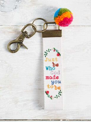 God Made You to Be Keychain - Altar'd State