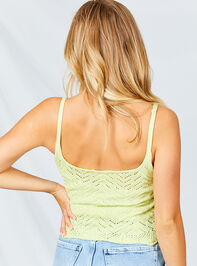 Ophelia Crochet Top Detail 2 - Altar'd State