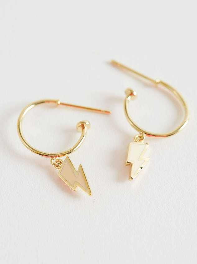 Struck Earrings - Altar'd State
