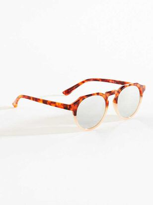 Clevenger Mirrored Sunglasses - Altar'd State