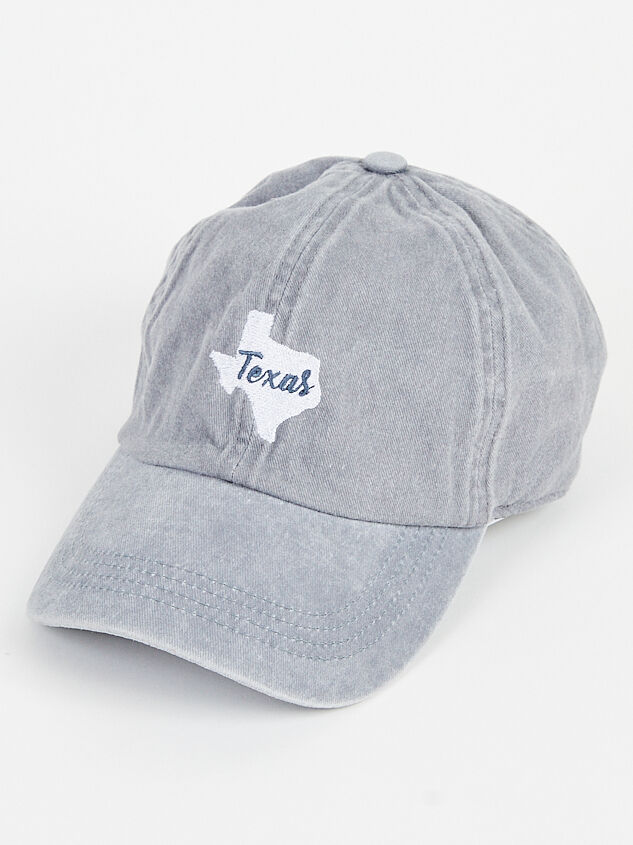 Texas Embroidered State Hat - Altar'd State