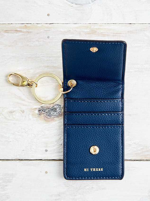 Hi There ID Case - Navy Detail 2 - Altar'd State
