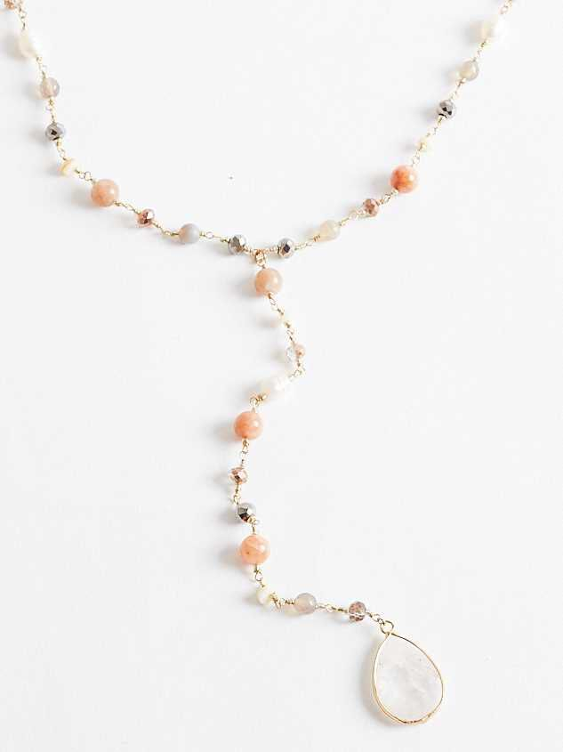 Adine Necklace - Altar'd State
