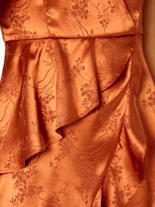 Autumn Dress Detail 4 - Altar'd State