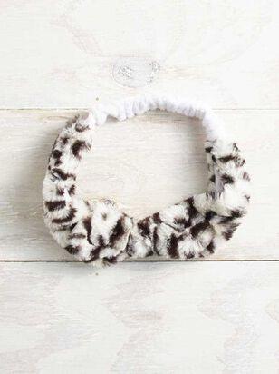 Leopard Spa Headband - Altar'd State