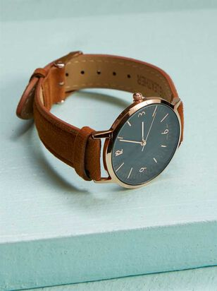 Simply Suede Watch - Altar'd State