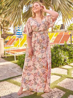 Paradise Maxi Dress - Altar'd State