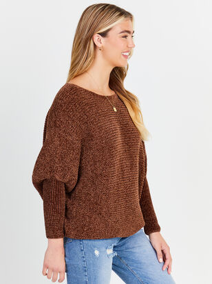 Tanika Oversized Sweater - Altar'd State