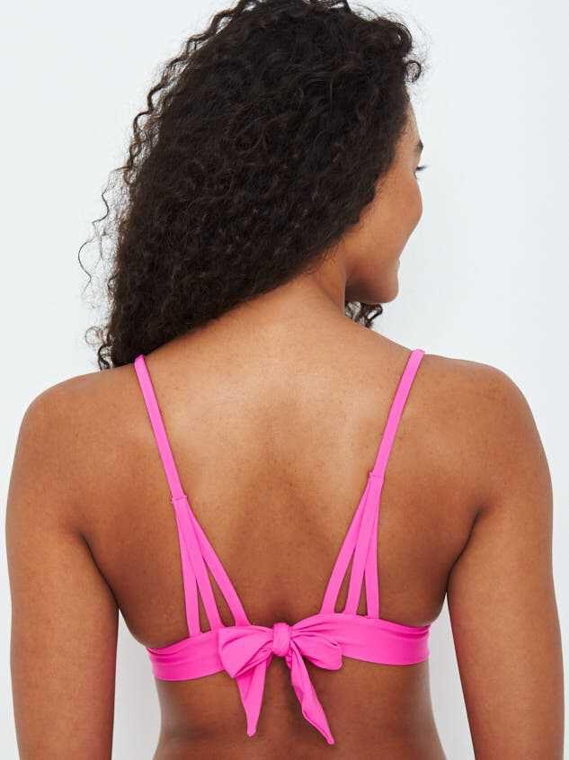 Miami Bikini Swim Top Detail 4 - Altar'd State