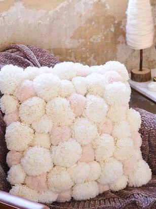 Blush Pom Pom Pillow - Altar'd State