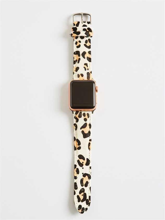 Leopard Smart Watch Band - Altar'd State