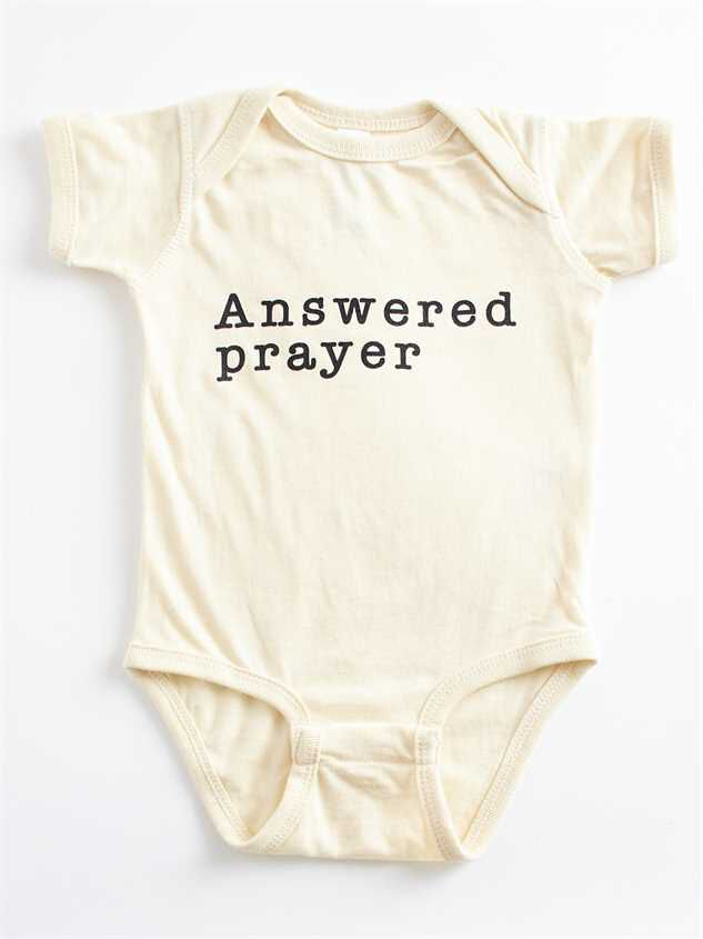 Tullabee Answered Prayer Bodysuit Detail 2 - Altar'd State