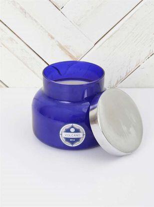 Blue Jar Candle - Volcano Scent - Altar'd State