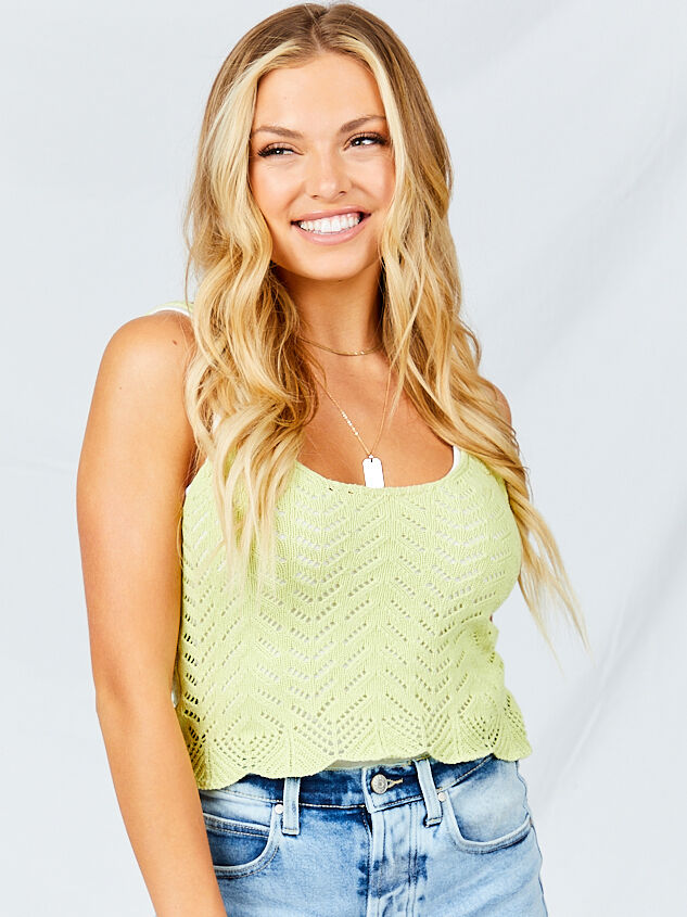 Ophelia Crochet Top - Altar'd State