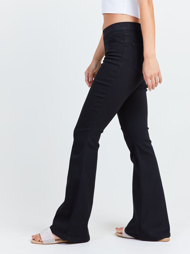 Abba Flare Jeans Detail 3 - Altar'd State