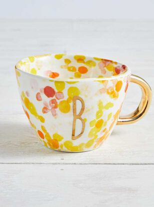 Hello Beautiful Monogram Mug - B - Altar'd State