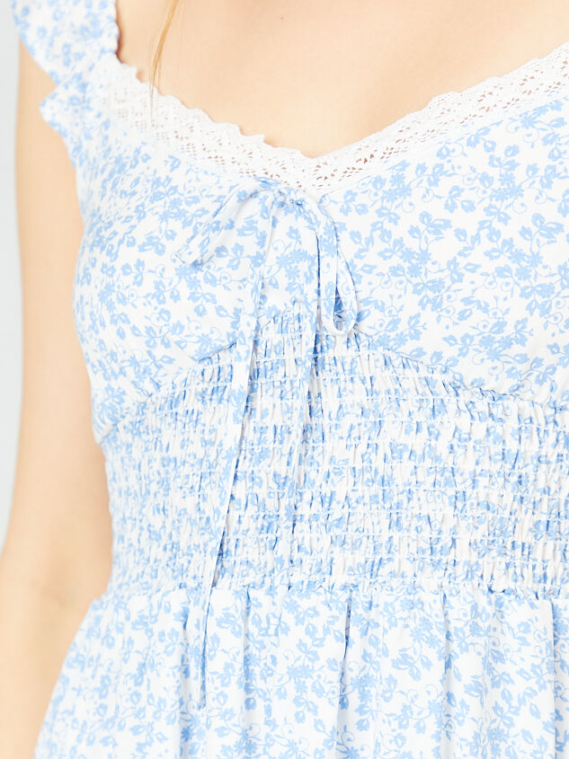 Thalia Dress Detail 4 - Altar'd State