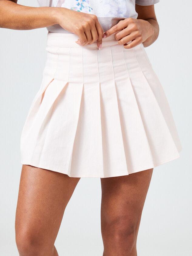 Azure Skirt Detail 2 - Altar'd State
