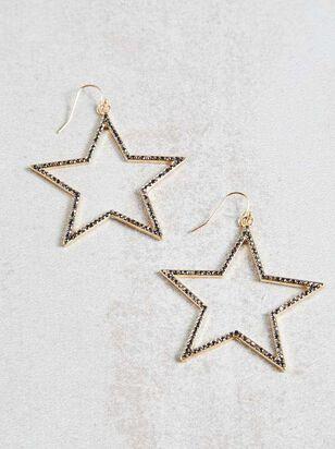 Star Struck Earrings - Altar'd State