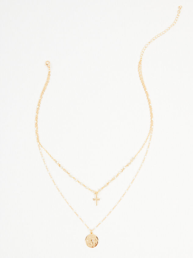 Toryn Necklace - Altar'd State