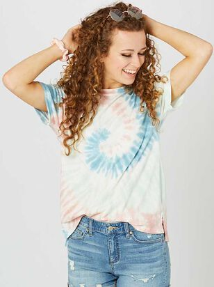 Living for Tie Dye Top - Altar'd State