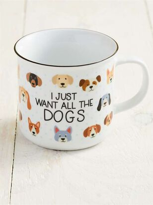 All The Dogs Mug - Altar'd State